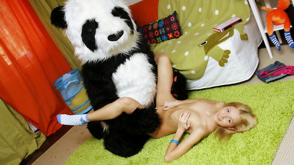 Brilliant Panda sex with girl porn good phrase
